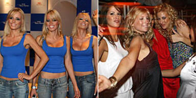 f1 party girls