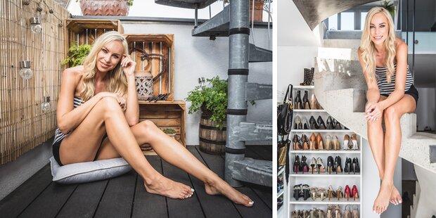Nadine Friedrich zeigt ihren Wohntraum