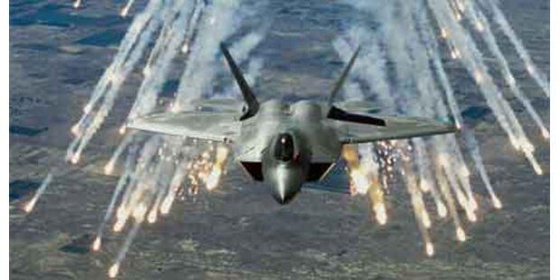 US-Kampfjet in Kalifornien abgestürzt