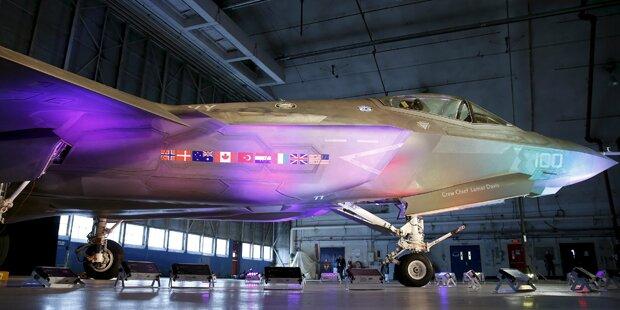 Peinliche Panne legt US-Superkampfjet lahm