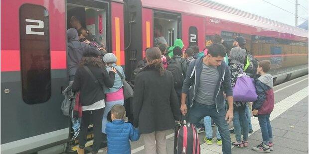 Bayern will Grenzen schließen