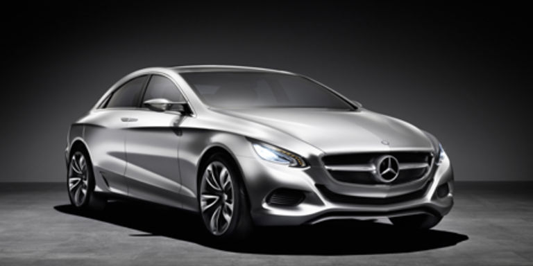 Mercedes F800 Style in Genf