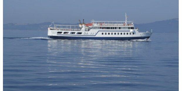 Gefährliche Fähren in Griechenland