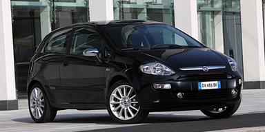 Der ganz neue Fiat Punto Evo muss nicht in die Werkstatt. Bild: Fiat