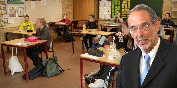 Regelung für Lehrer mit Corona-Angst
