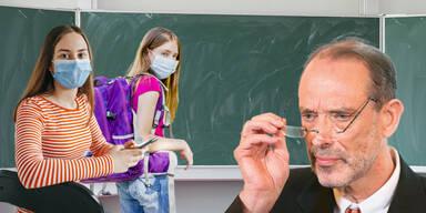 faßmann ueber Antigen-Schnelltests für an Schulen