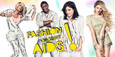 'Fashion against AIDS'-Kollektion