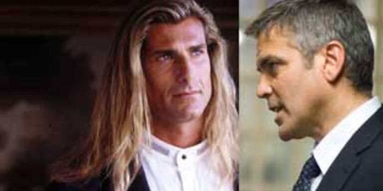 Fabio Lanzoni, George Clooney