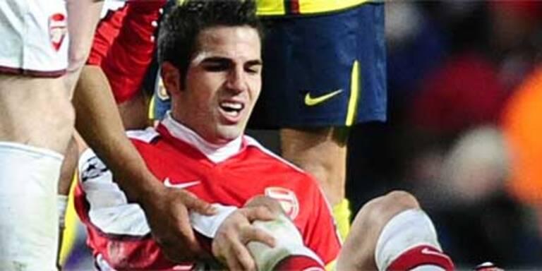 Fabregas wird für WM wohl fit