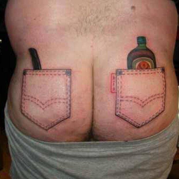 die hässlichsten tattoos der welt