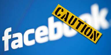 Facebook Gefahr
