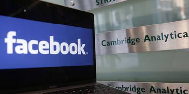 Das sagt die Welt zum Facebook-Skandal