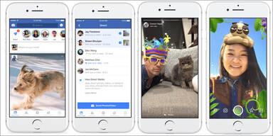 Facebooks neue Super-App ist da