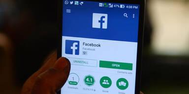 Facebook laufen die User davon