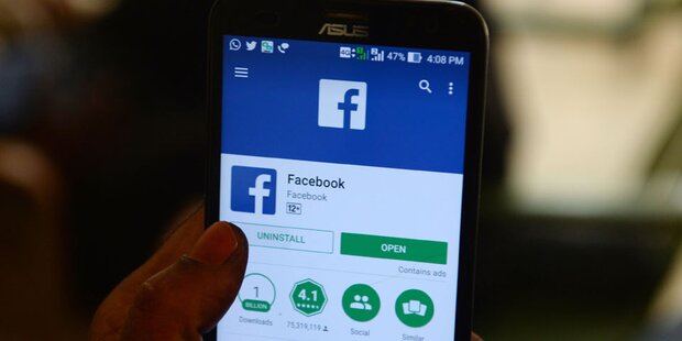 Weitere Promis löschten Facebook-Konto
