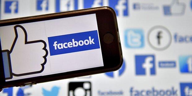 Facebook verschärft Kampf gegen Fake-News