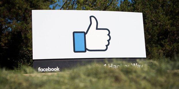 Facebook überholt erstmals Google