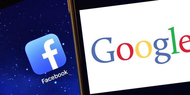 Unilever droht Facebook und Google