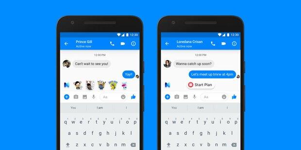 Facebook startet seinen Siri-Gegner