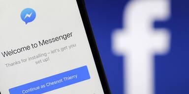 Mega-Störung! Facebook Messenger ist down