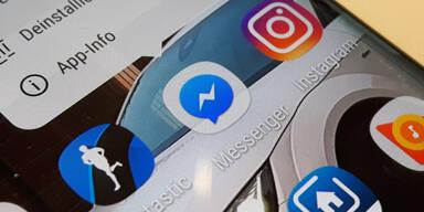 Facebook erzürnt Messenger-User
