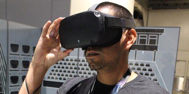 Oculus Quest: Neue VR-Brille von Facebook