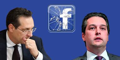 strache facebook