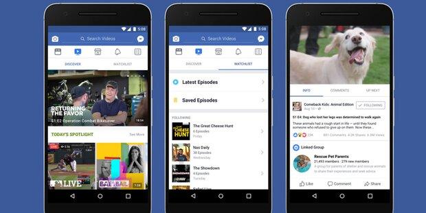 Facebook startet Angriff auf YouTube