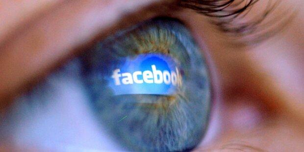 Mehr als 20.000 Facebook-User ausspioniert