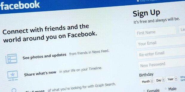 USA will bei Einreise Facebook-Namen wissen