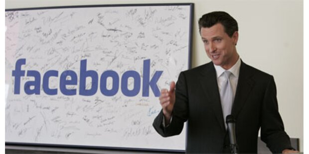 Facebook-User gegen Datenklau