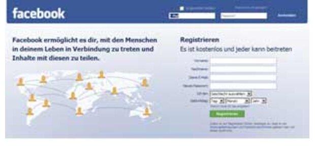 Datenschützer schlagen wegen Facebook Alarm