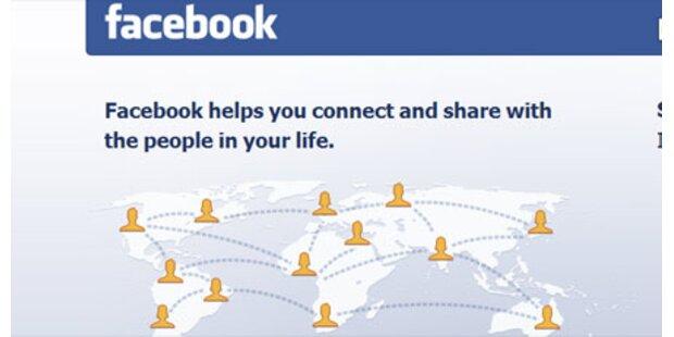Facebook peilt eine Milliarde Nutzer an