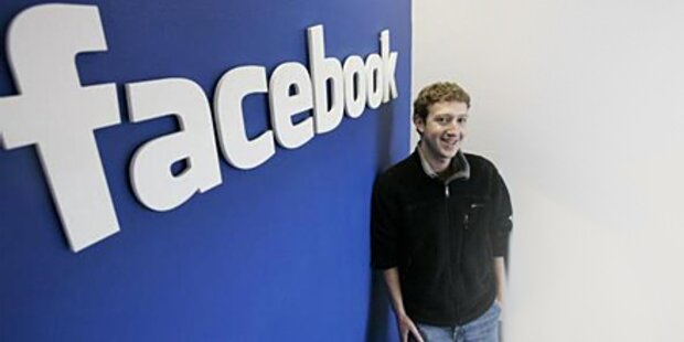 Facebook ist neue Nummer 1 der Welt