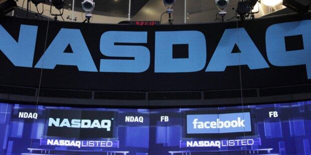 Facebook-Aktie steckt im Keller fest