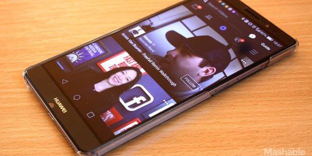 Facebook startet neue Super-App