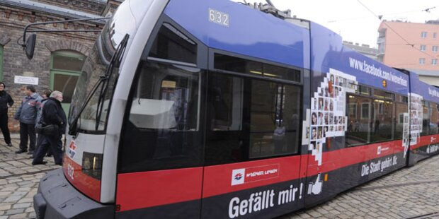 Öffis-Stopp führte zu Chaos in Wien