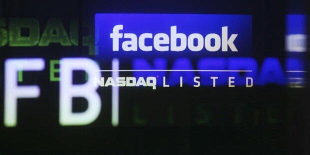 Nach Börsengang: Facebook macht Verluste