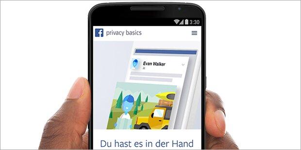 """So funktioniert das """"neue"""" Facebook"""