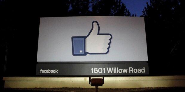 Facebook setzt Erfolgslauf fort