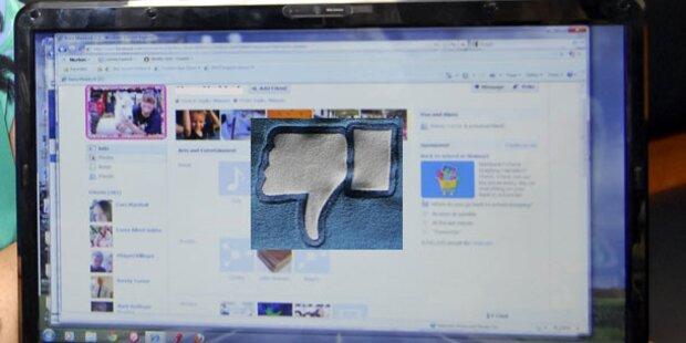 Facebook & Co. machen Teenies krank