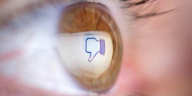 Hass-Posting: Facebook reagiert skandalös