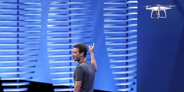 Facebook setzt auf Chatbots & 360-Grad-Videos