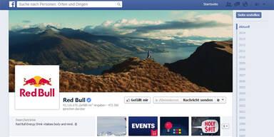 Top 10 der heimischen Facebook-Fanseiten