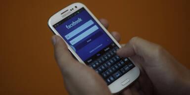 Facebook-App zeigt Freunde in der Nähe