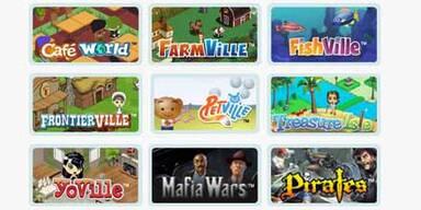 Facebook überarbeitet sein Spiele-Angebot