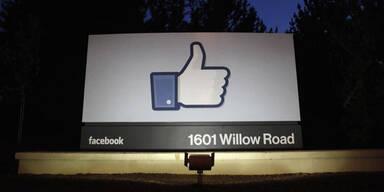 Facebook hat über eine Milliarde Nutzer