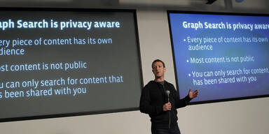 Facebook schaltet Graph Search frei