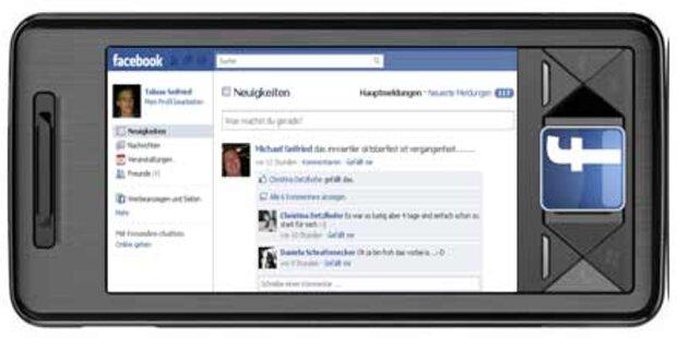 Facebook will eigenes Smartphone bauen