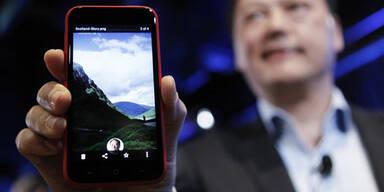 Flop: Anbieter wirft Facebook-Handy raus